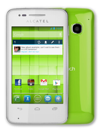 Alcatel OneTouch S'Pop