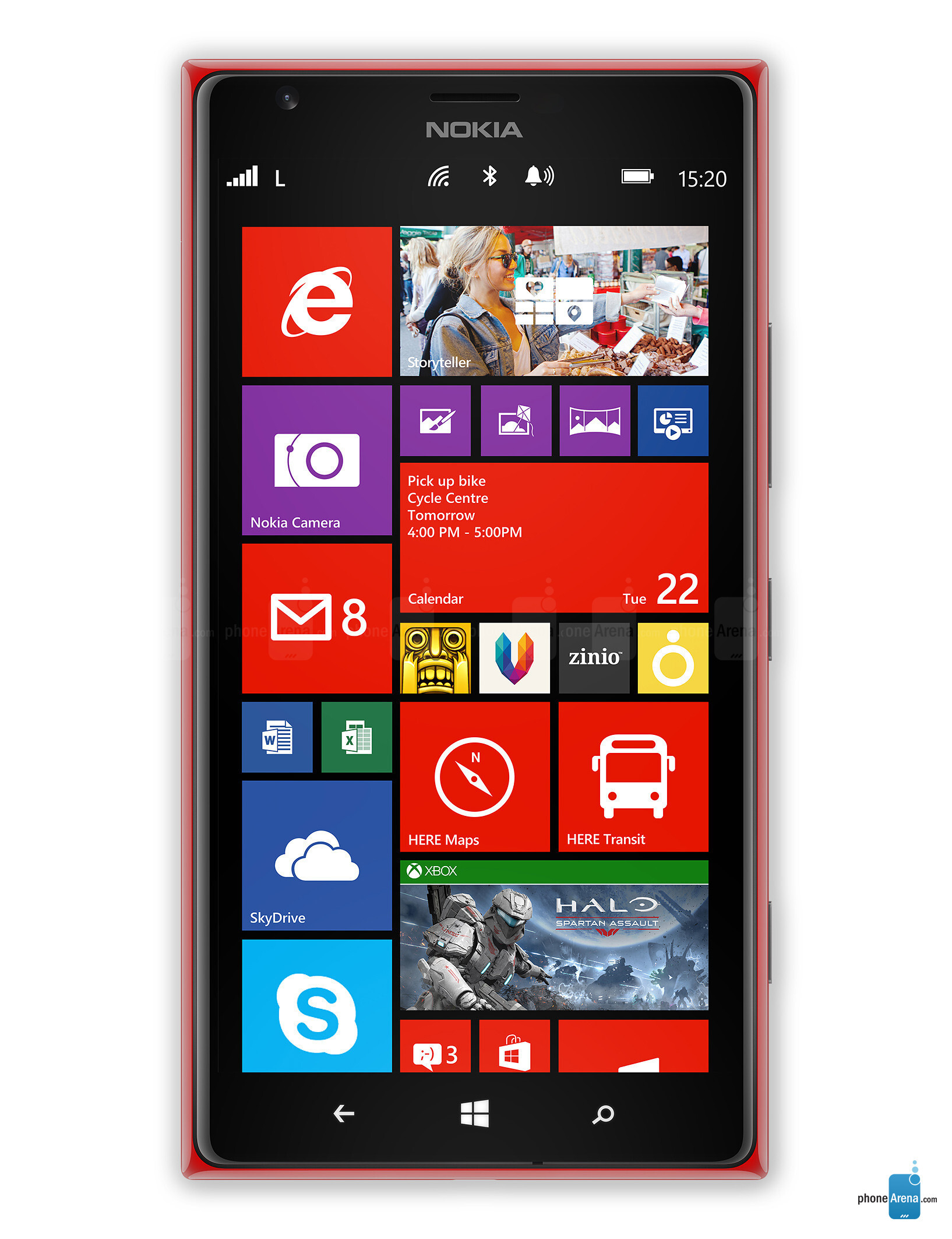 Nokia Lumia 1520 Qualcomm