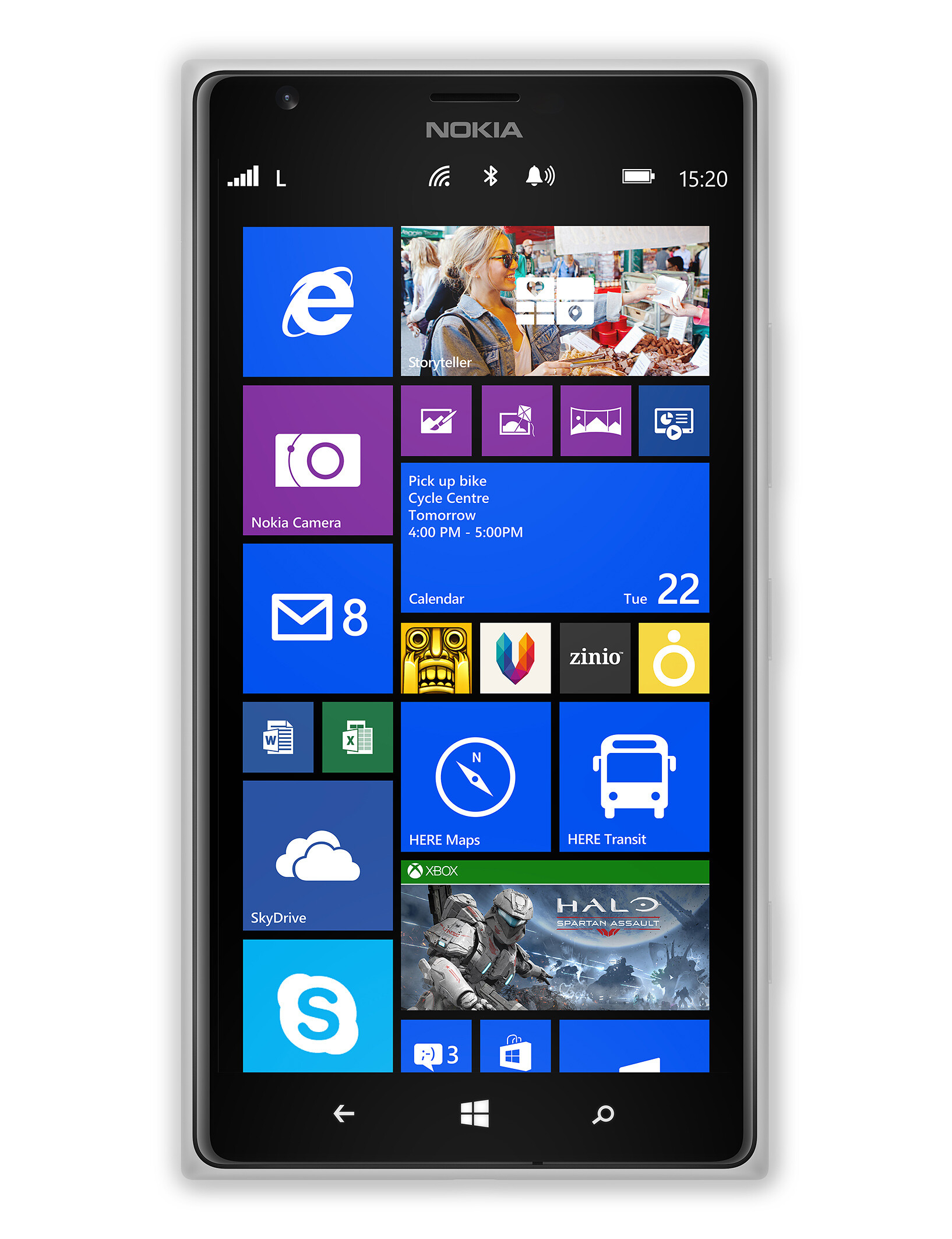 Nokia nokia lumia 900 phone case : All Nokia Smart Phones Nokia lumia 1520