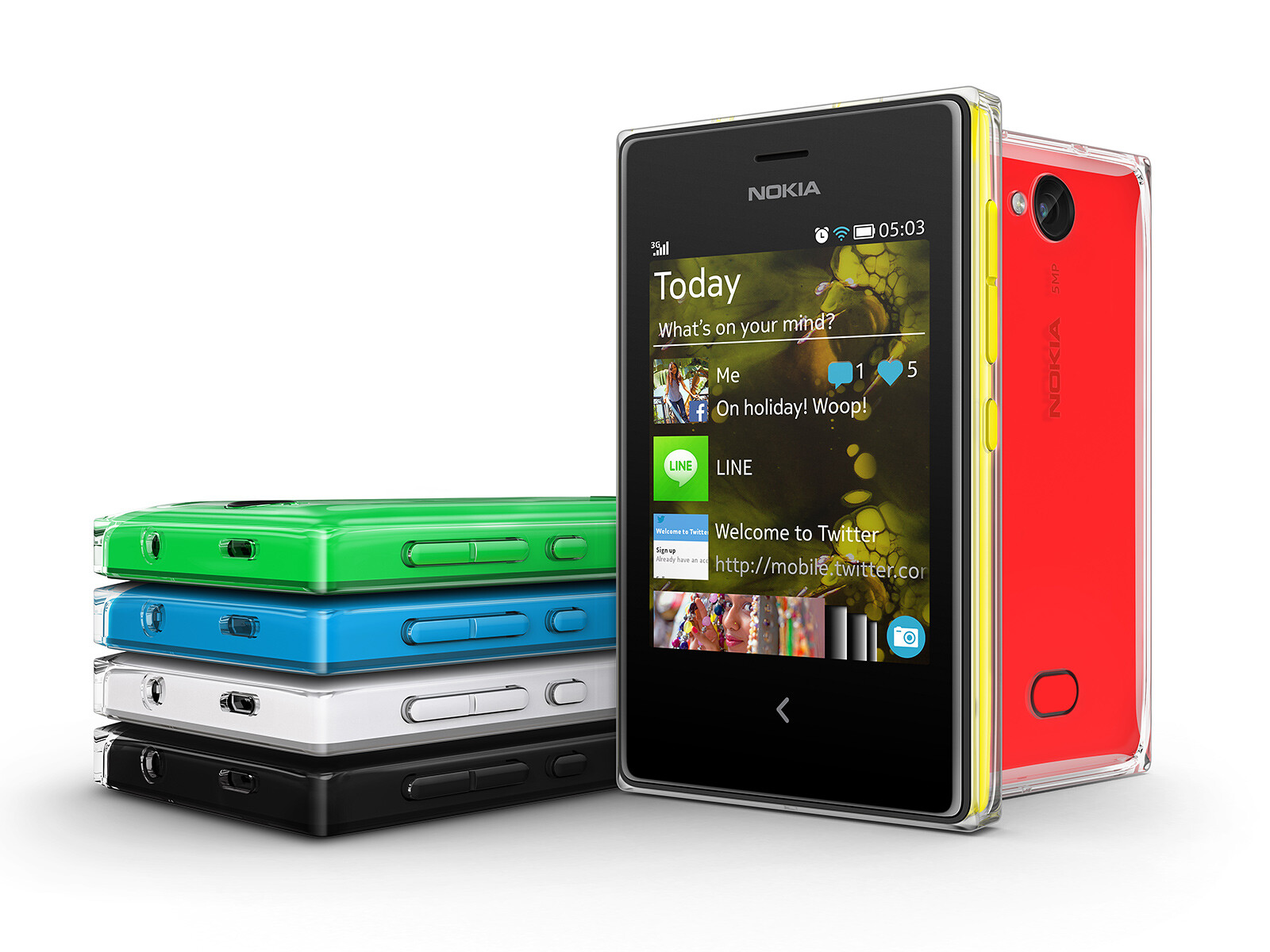 Nokia Asha 503 Specs