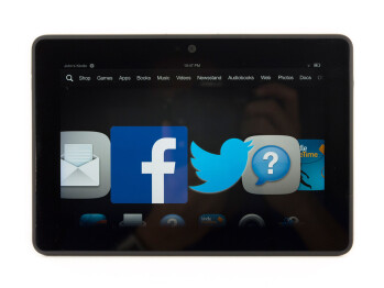 Amazon Kindle Fire HDX 7 specs - PhoneArena