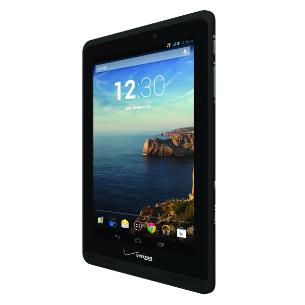 What are some Verizon tablets with Windows 8?