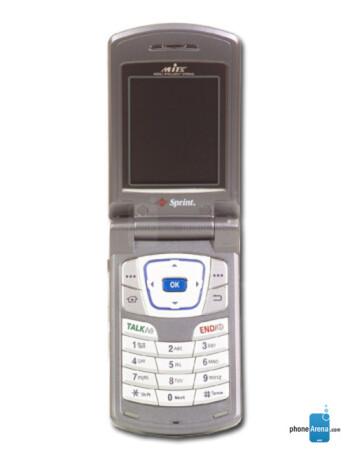 Samsung SCH-i600