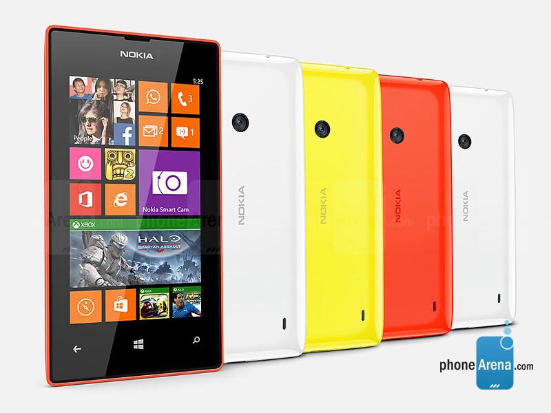 Nokia Lumia 525 specs
