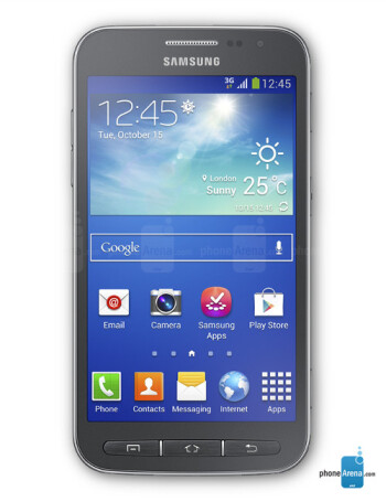 Samsung Galaxy Core Advance specs