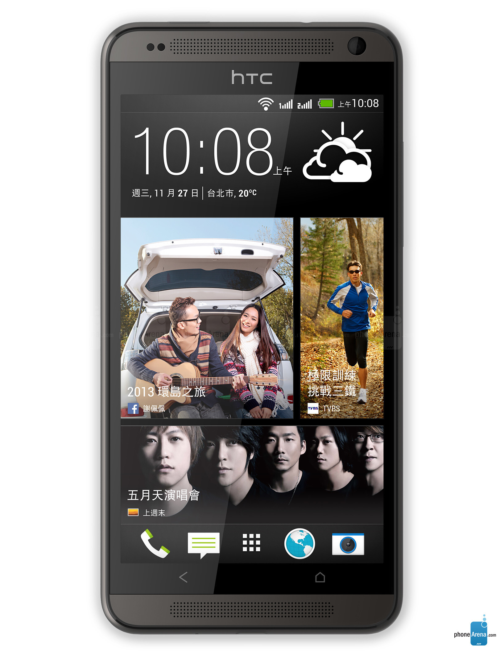 HTC Desire 700 specs