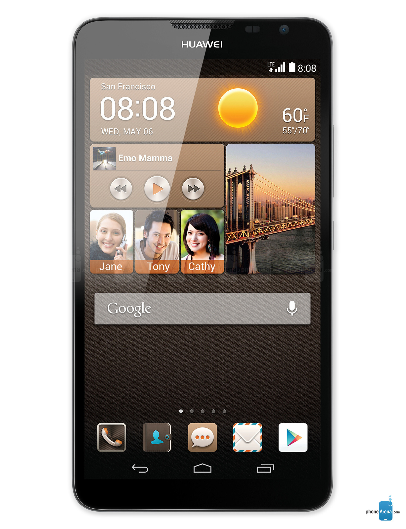 Huawei Ascend Mate 2 4G specs