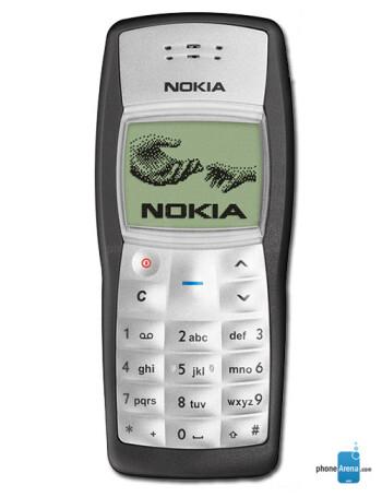 Nokia 1100b