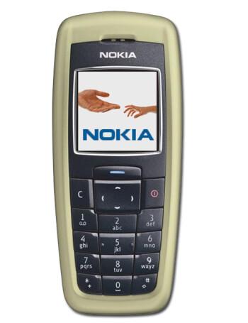 nokia 2600 manual user guide rh phonearena com Nokia 1600 Nokia 1600