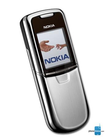 Nokia 8801 specs