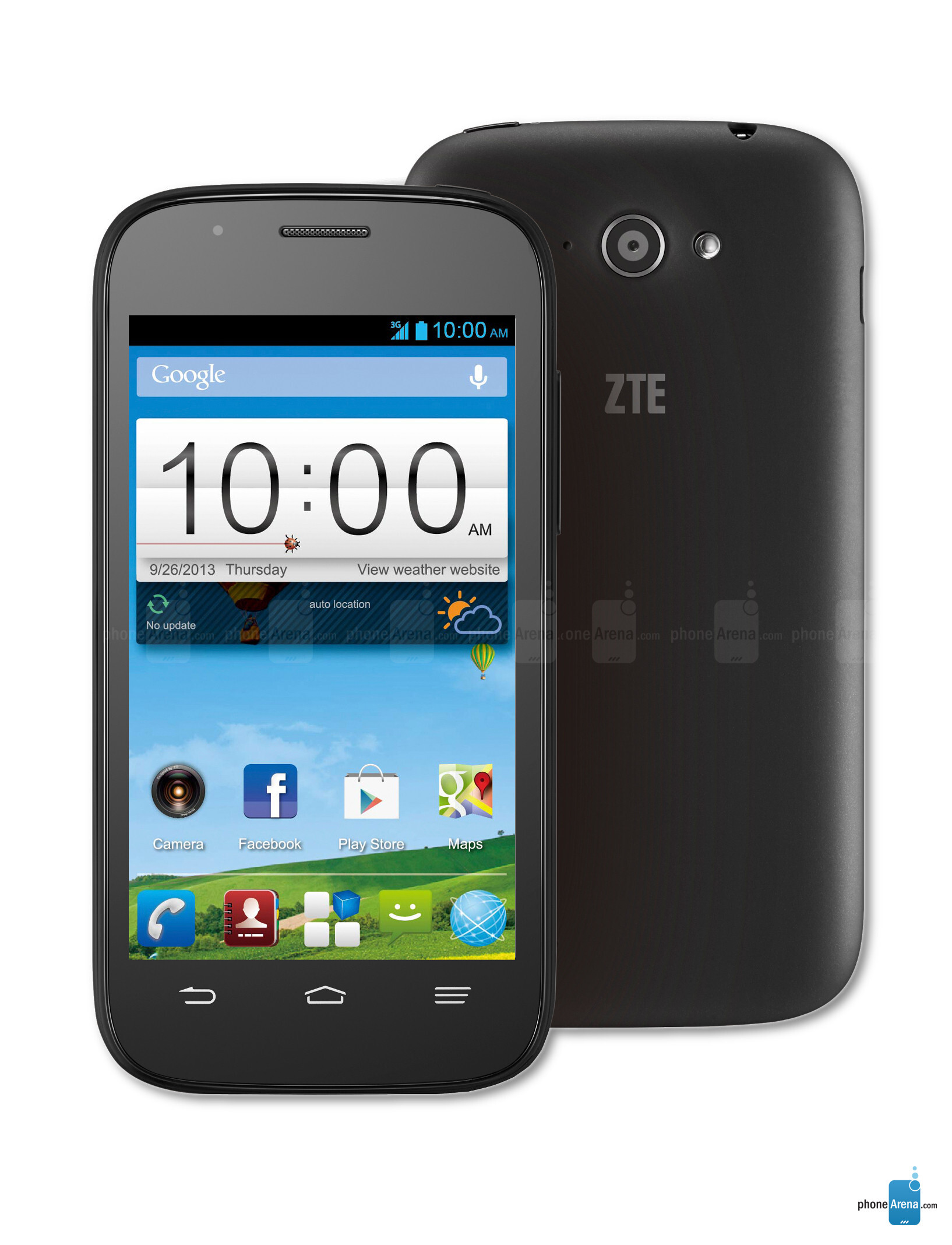 solid polycarbonate zte blade q tested Our testers