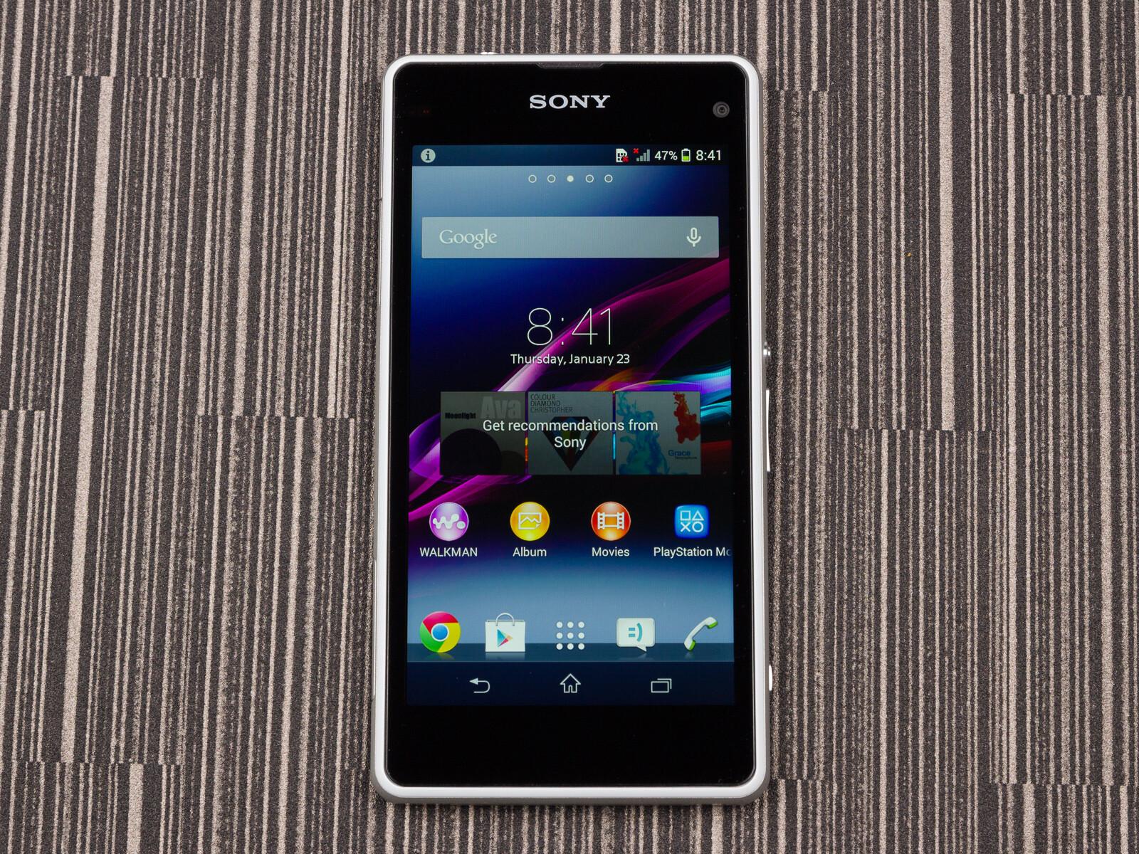 Sony Xperia Z1 pact 5