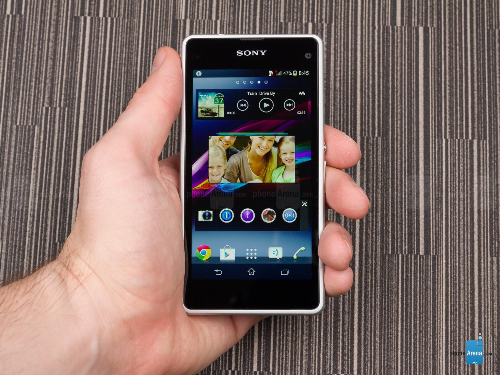Sony Xperia Z1 pact 8