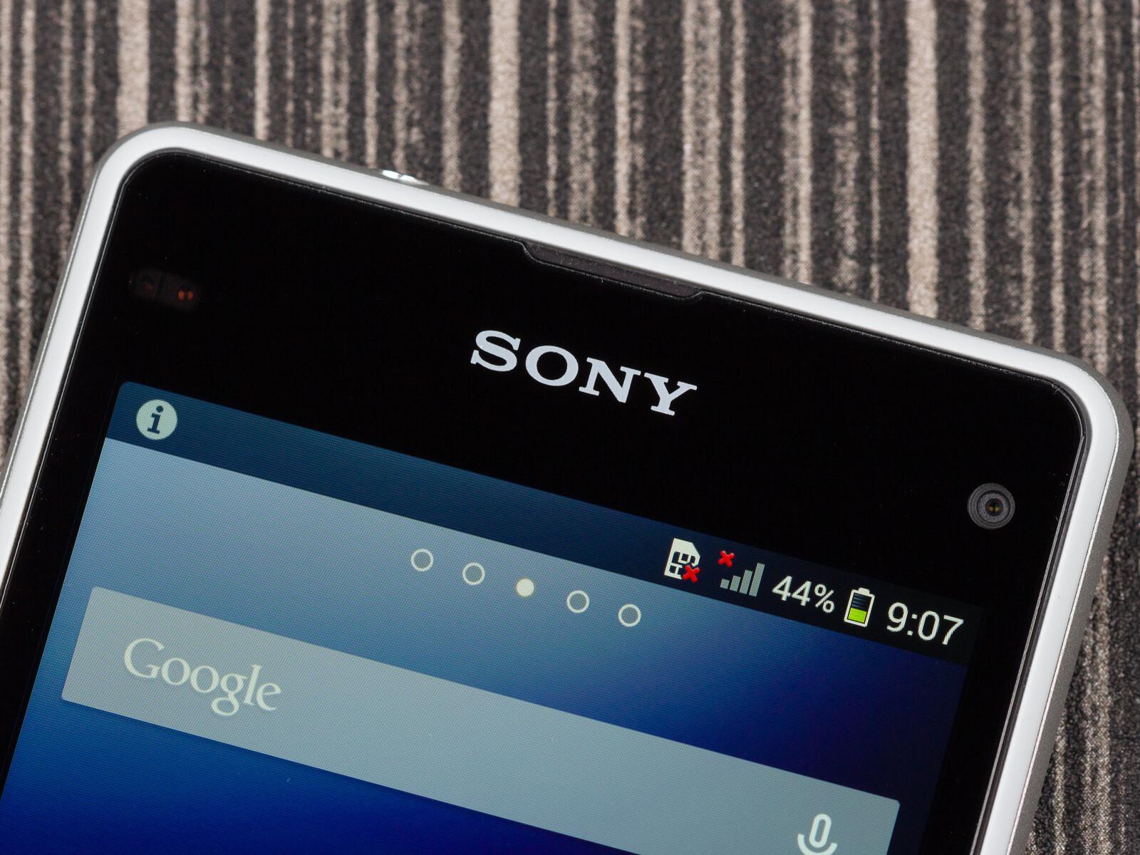 Sony Xperia Z1 pact 10