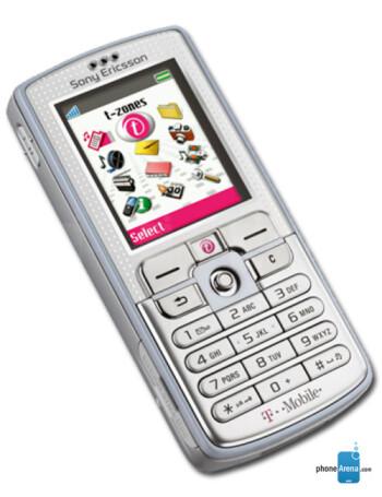 Sony Ericsson D750