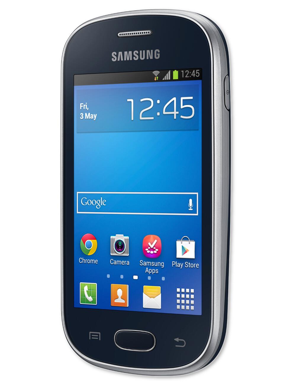 Samsung Galaxy Fame Lite Duos Specs