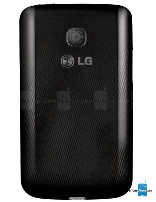 LG Optimus L1 II TRI specs