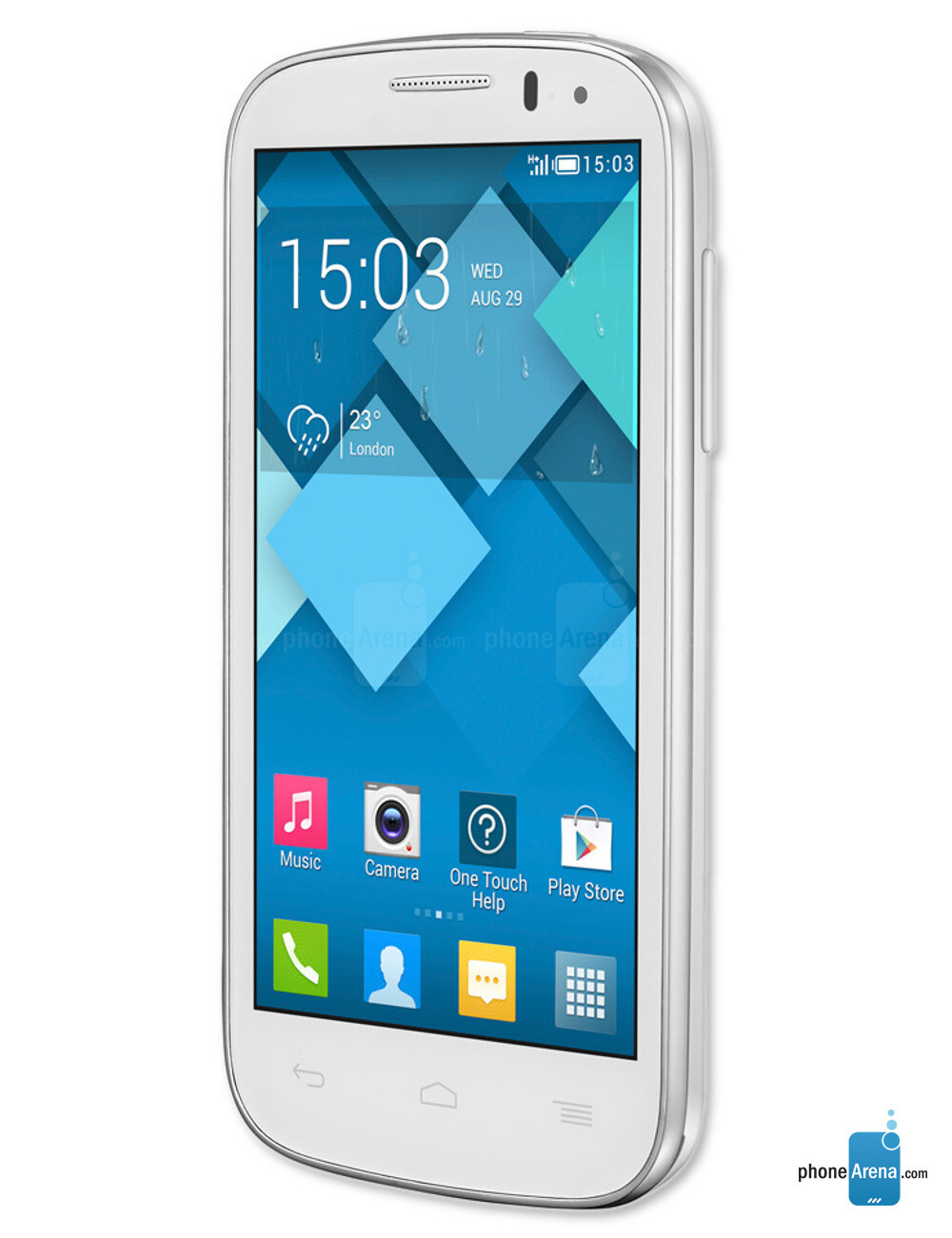 alcatel one touch pop c 5 phone truly