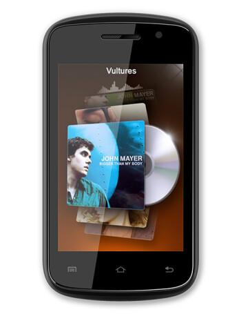Zen Mobile ultrafone 302