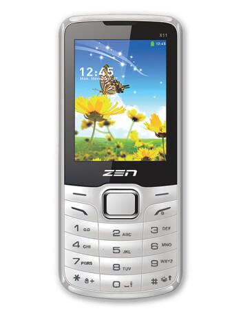 Zen Mobile X11