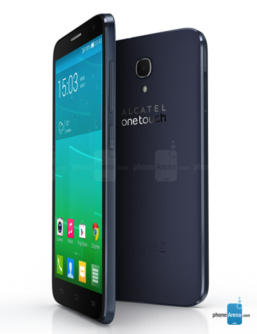 alcatel one touch idol 2 s finestra