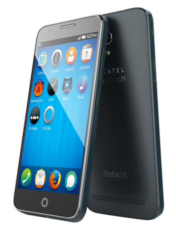 Alcatel OneTouch Fire S