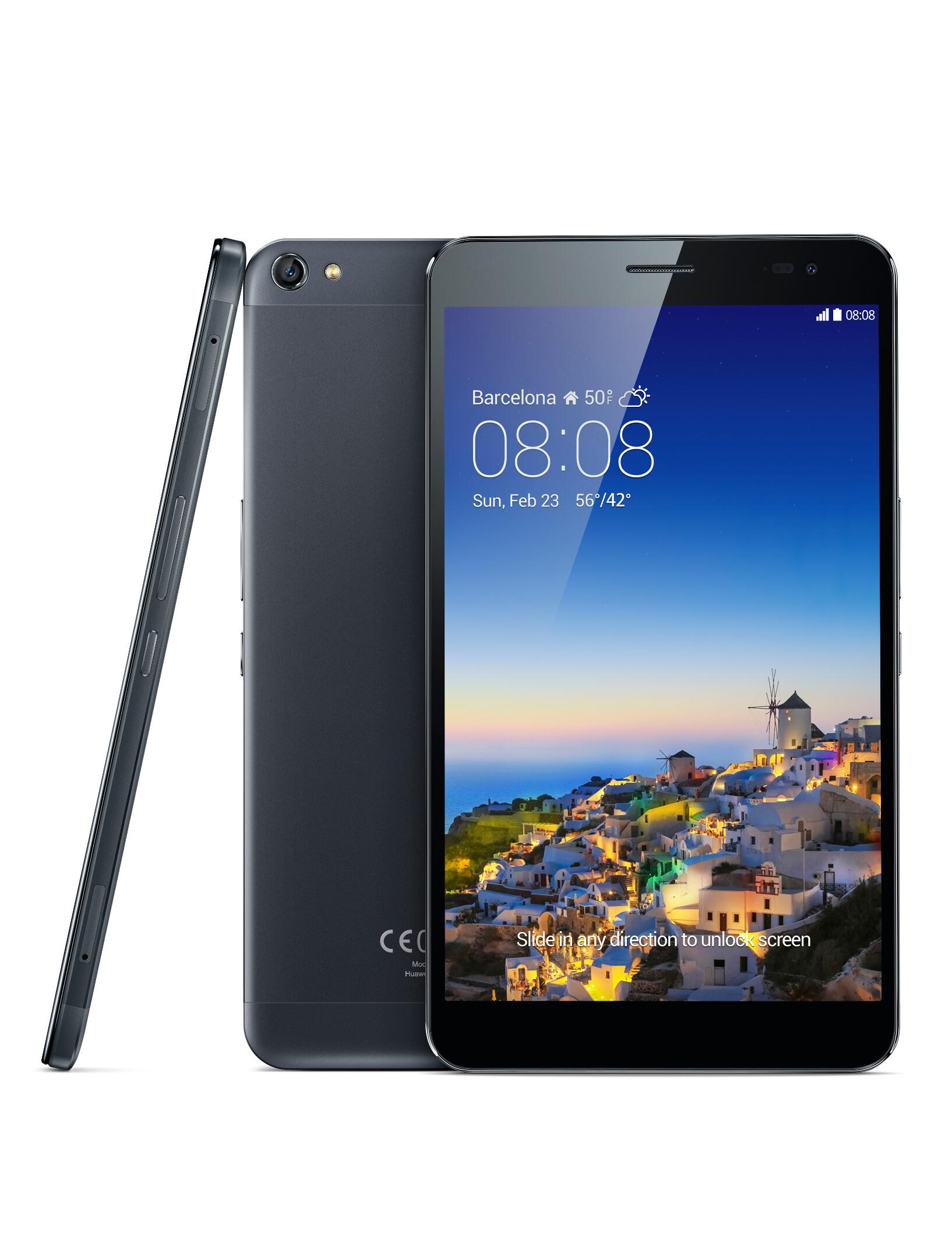 Huawei MediaPad X1 - Характеристики