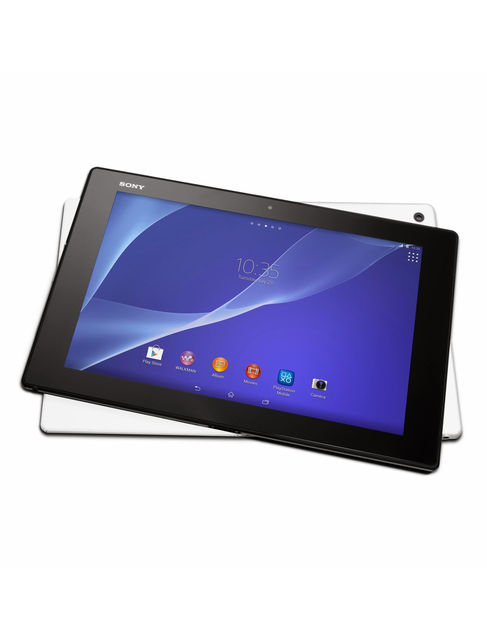 4g Blue Tick Phones Sony Xperia Z Tablet