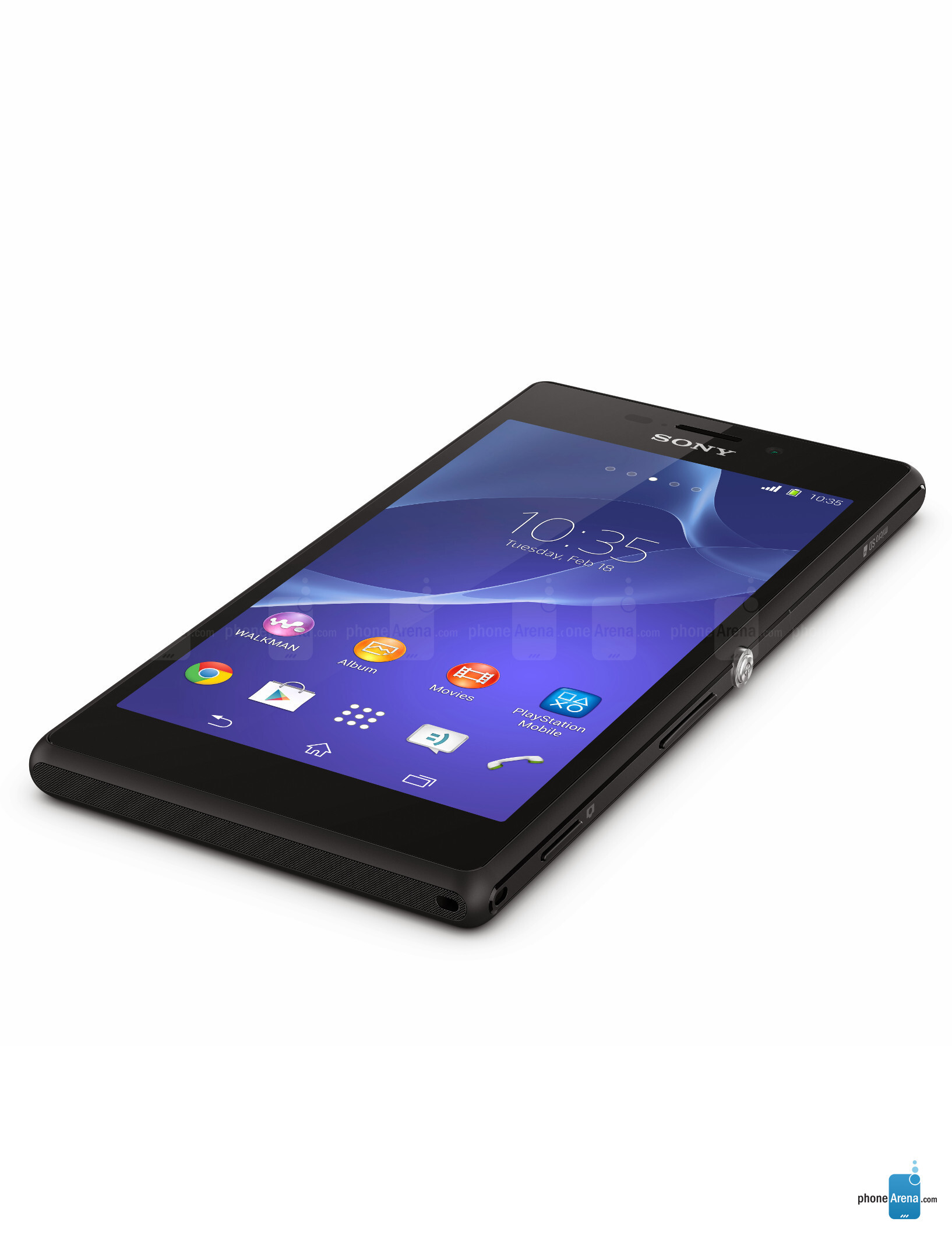 Sony Xperia M2 D2303: reviews and review features