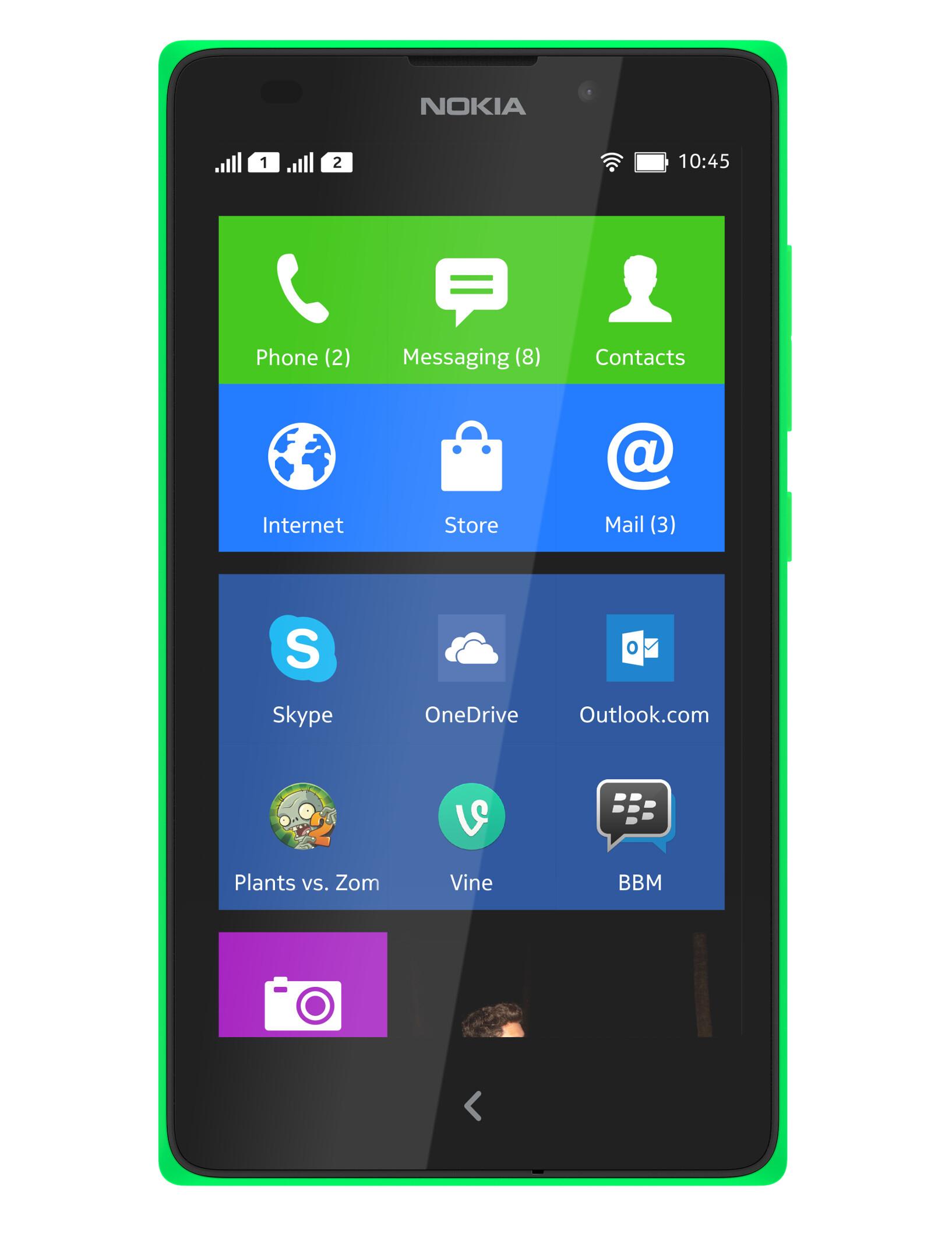 Nokia Xl Specs