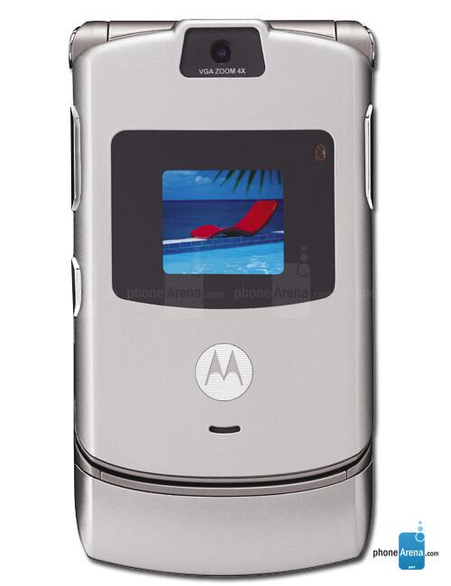 motorola razr v3 photos rh phonearena com Motorola RAZR V3M razor phone manual block calls