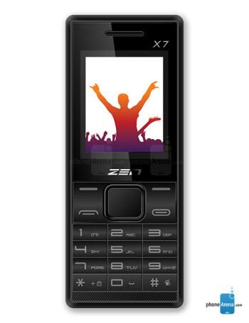 Zen Mobile X7