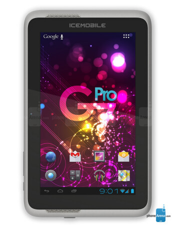 ICEMOBILE G7 Pro