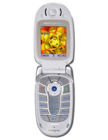 Motorola V400