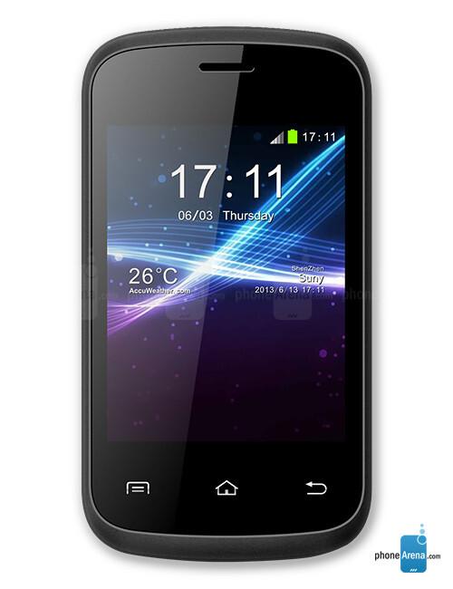 Zen Mobile P36 Specs