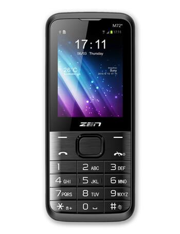 Zen Mobile M72 Star