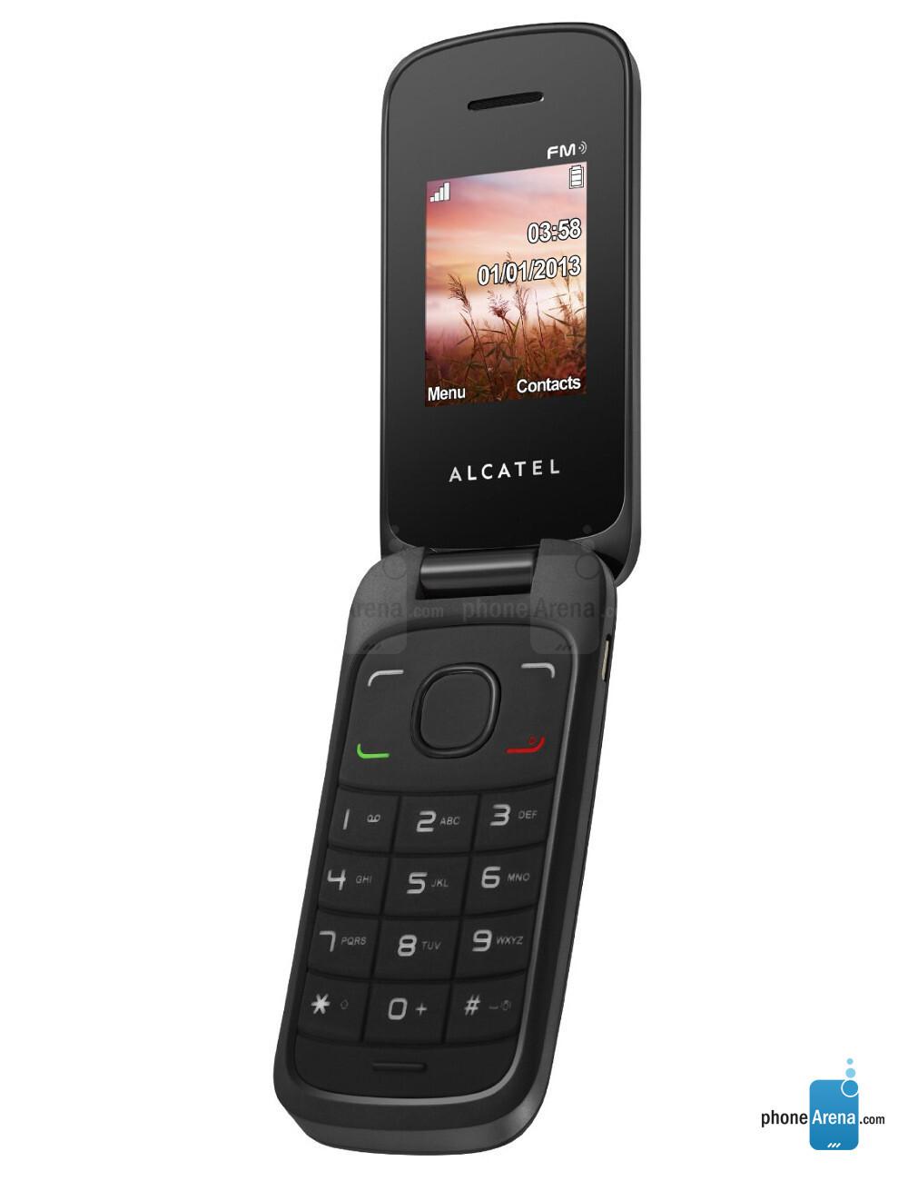 Alcatel 1030 Specs