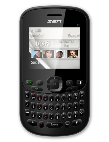 Zen Mobile T1