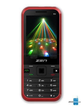 Zen Mobile B52