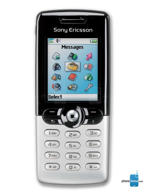 Sony Ericsson T610 specs