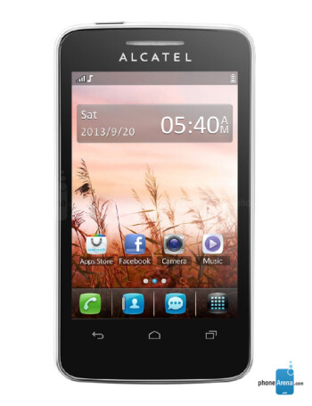 Alcatel OneTouch Tribe 3041