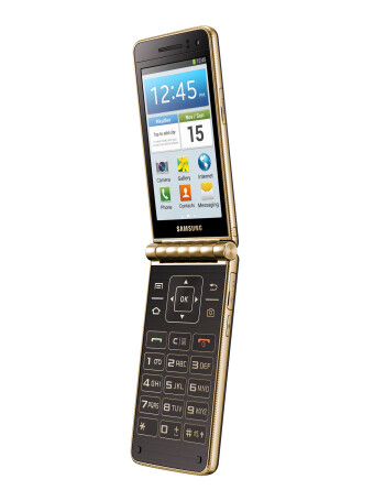 The original Samsung Galaxy Golden