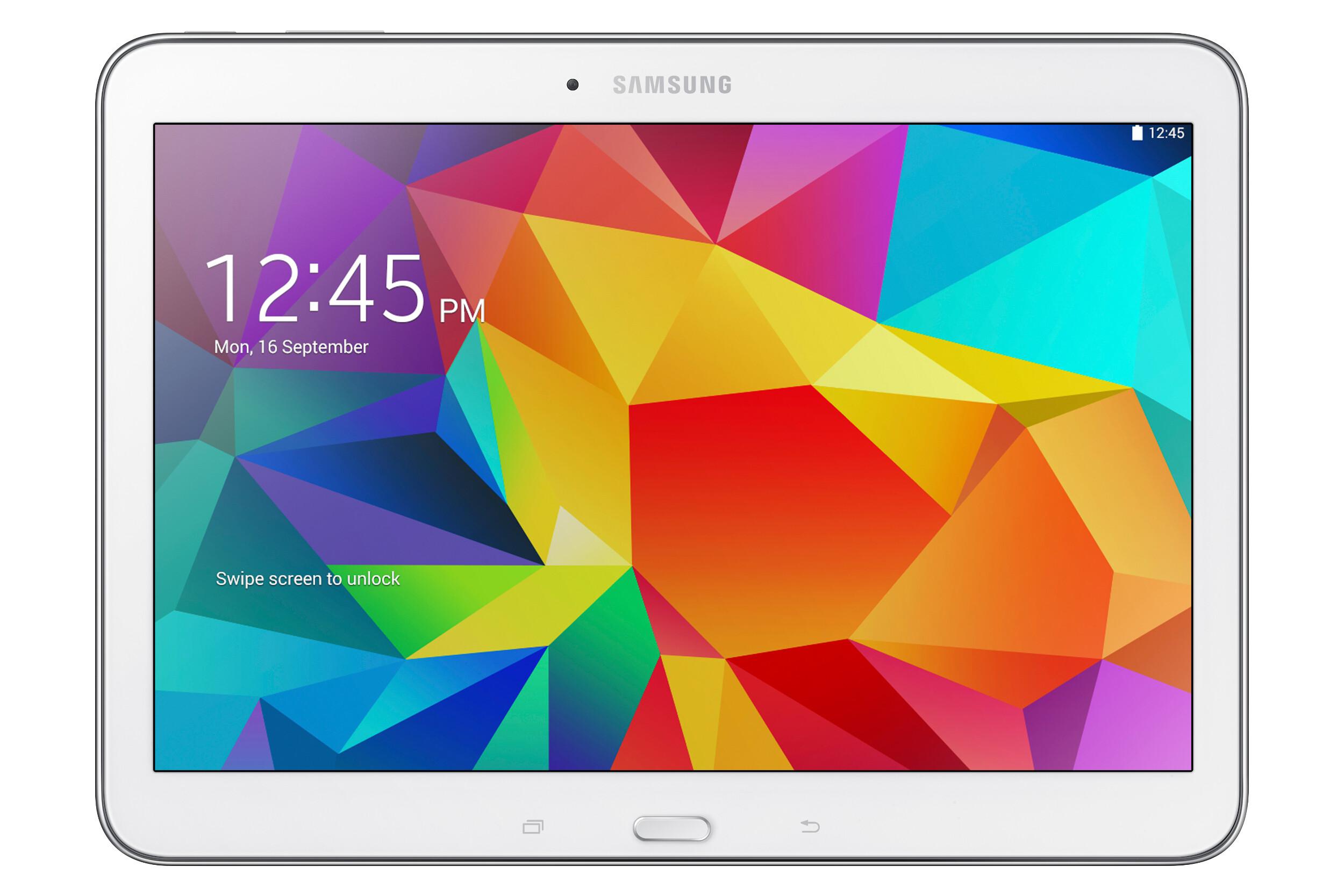 Samsung Galaxy Tab 4 10.1 Photos