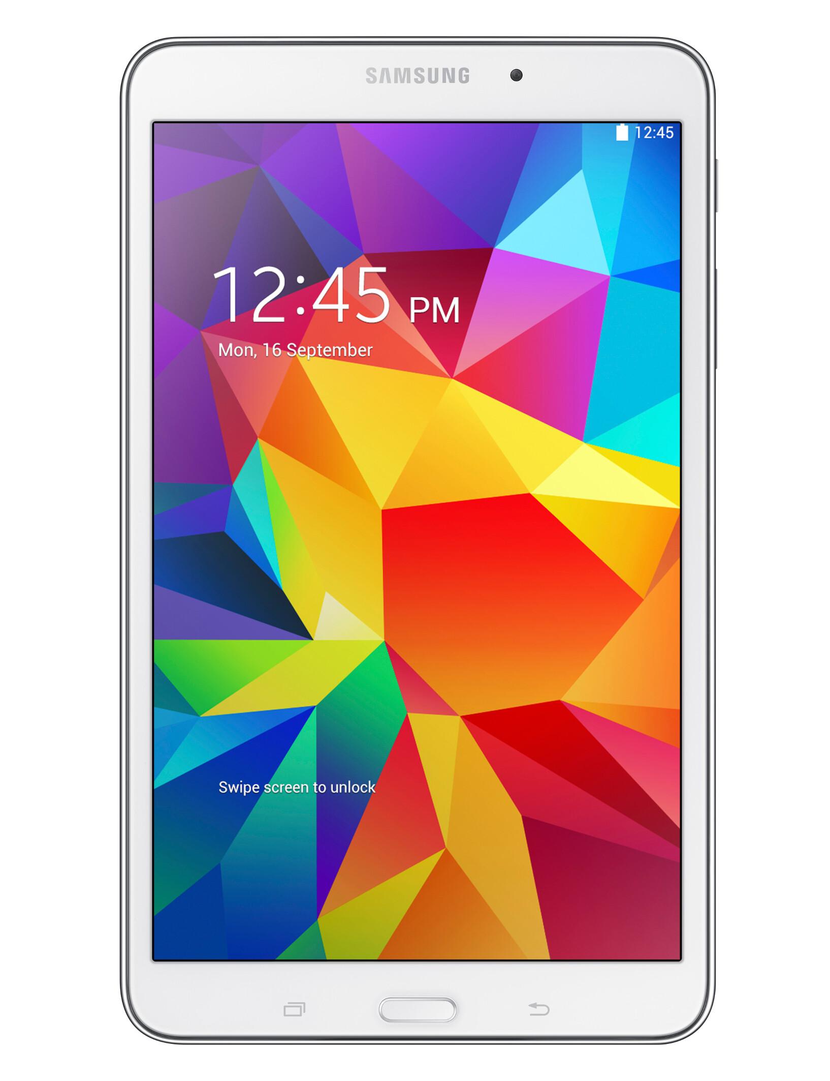 Galaxy Tab 4 8.0 màn hình đẹp