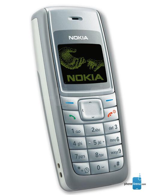 Nokia 1110 / 1112 Specs