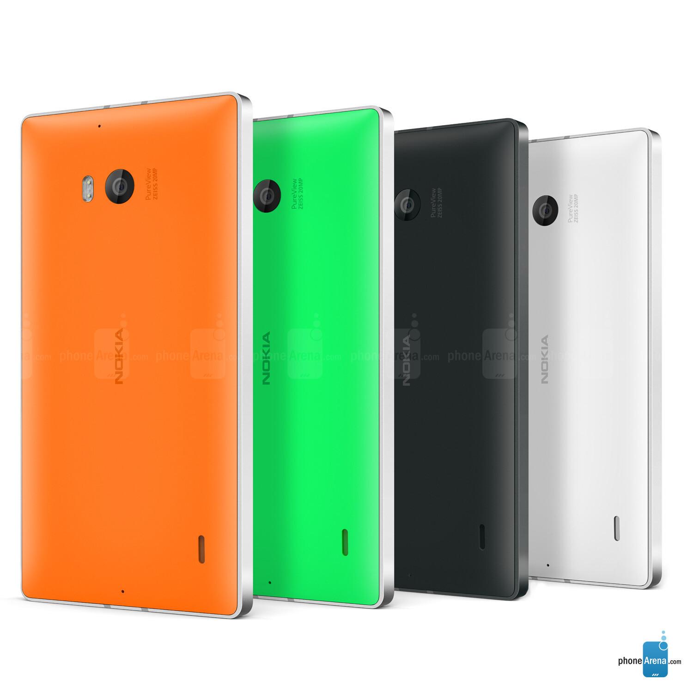 Nokia Lumia 930 Specs