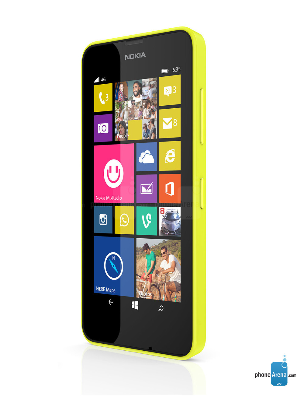 information technology nokia lumia 635 now widely available the us will get it in the coming. Black Bedroom Furniture Sets. Home Design Ideas