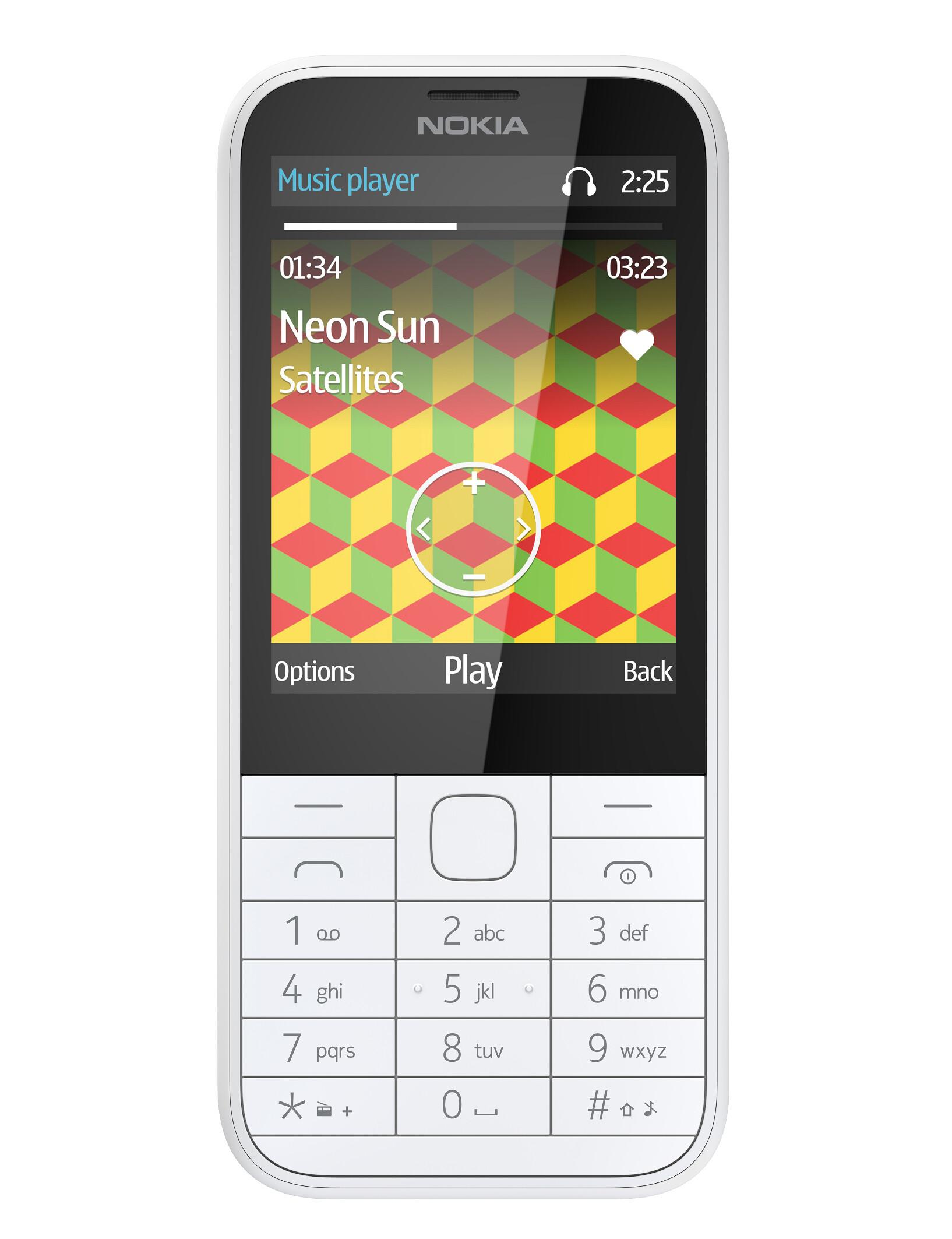 Nokia 225 Specs