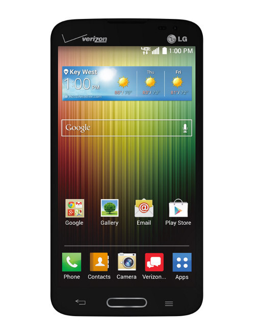 Verizon's lg lucid out today, offers 4g lte connectivity for.