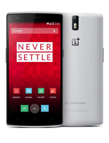 The original OnePlus One - with Cyanogen OS